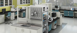 Laboratories/ Pharmacy Furniture